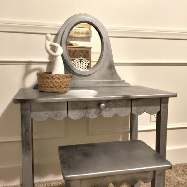 Diy Antique Mirror Finish
