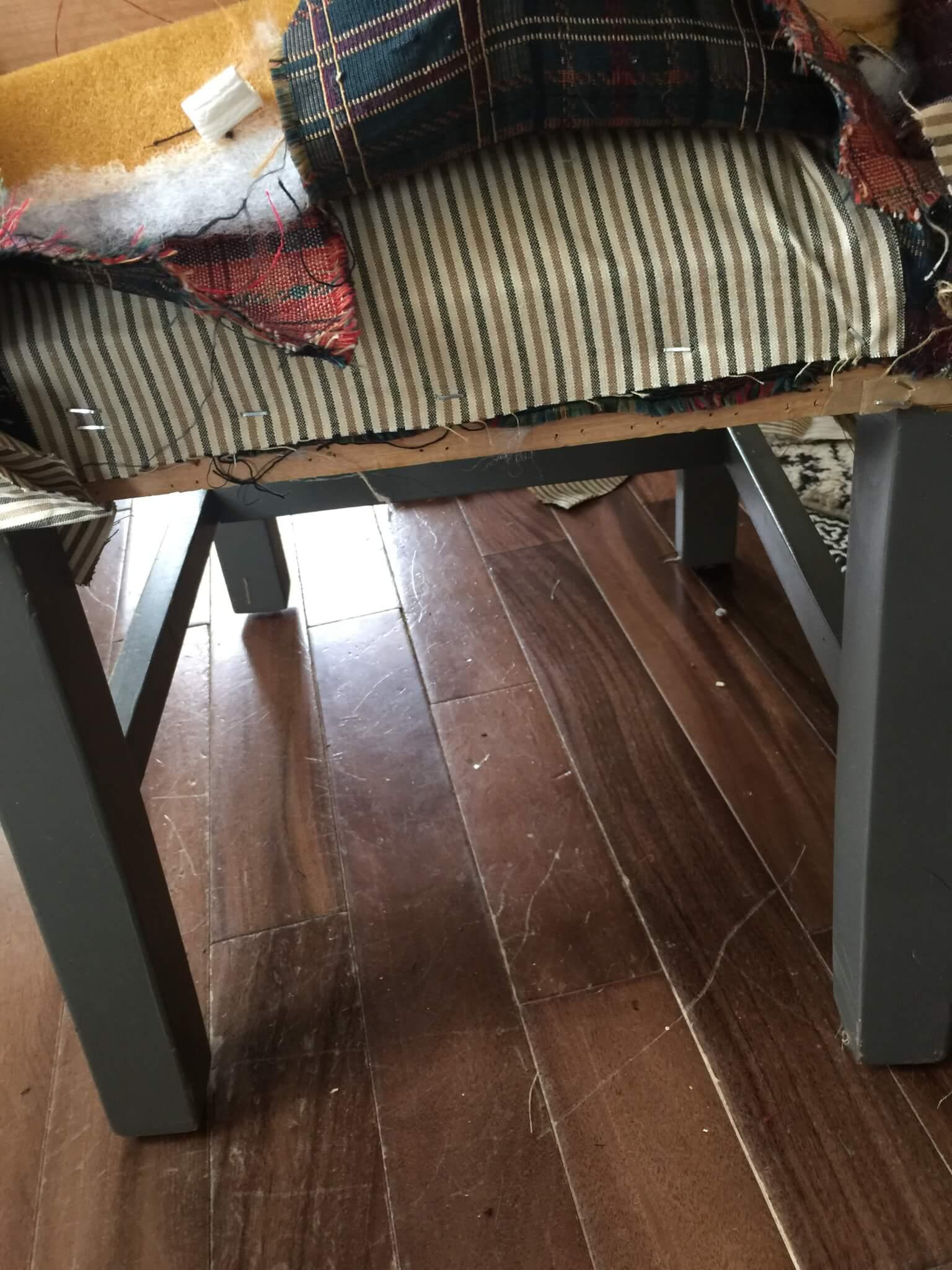DIY Upholstry
