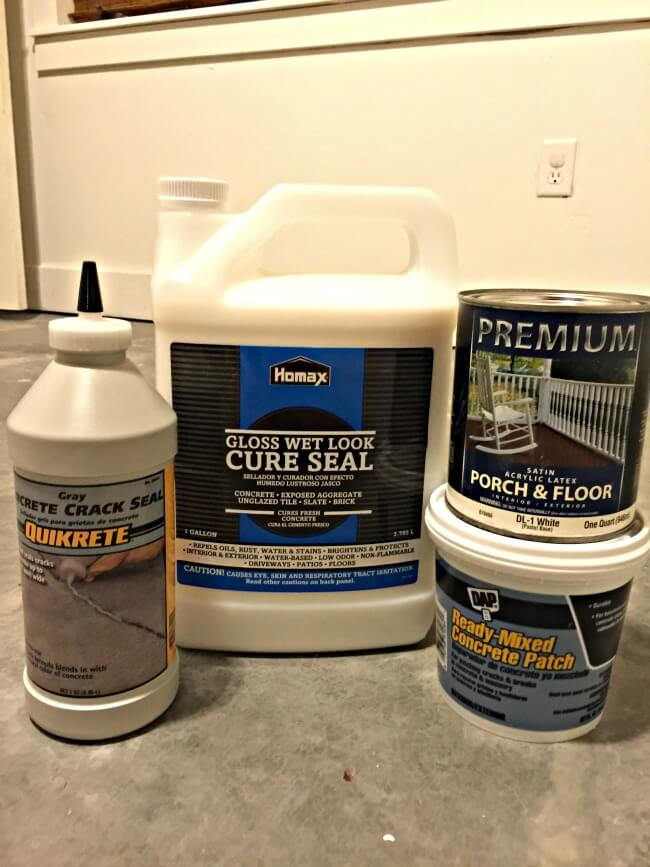 Concrete Floor Supplies