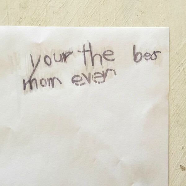 My failures as a mother.   Twelveonmain.com