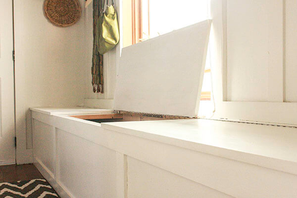 Diy Mudroom Storage Its Easier Than You Think And Will Keep Your Shoes Backpacks