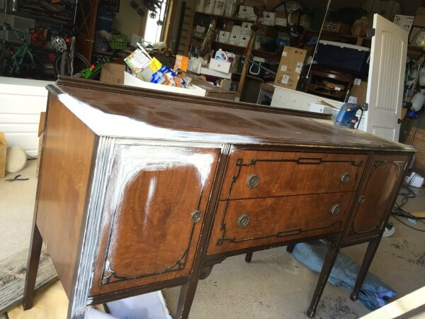 sideboard makeover1
