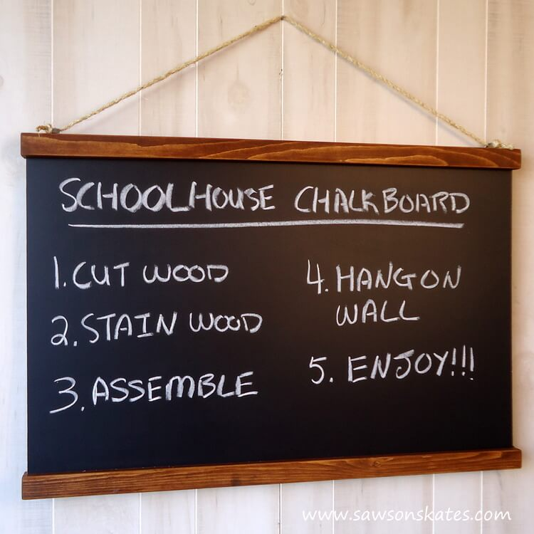 DIY-Schoolhouse-Chalkboard-finished-2-square