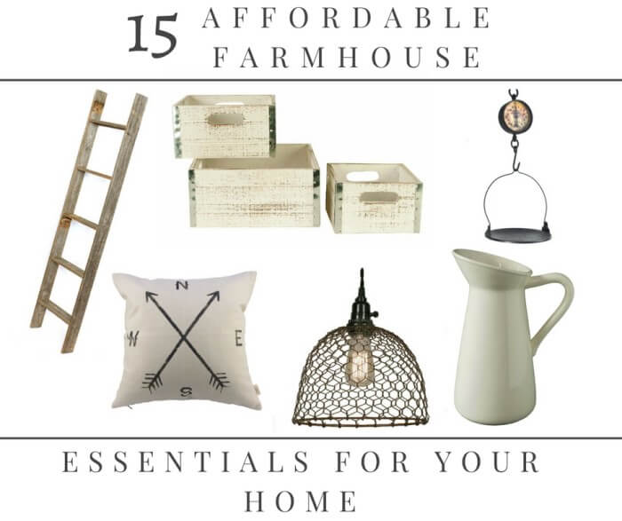 15 essential farmhouse