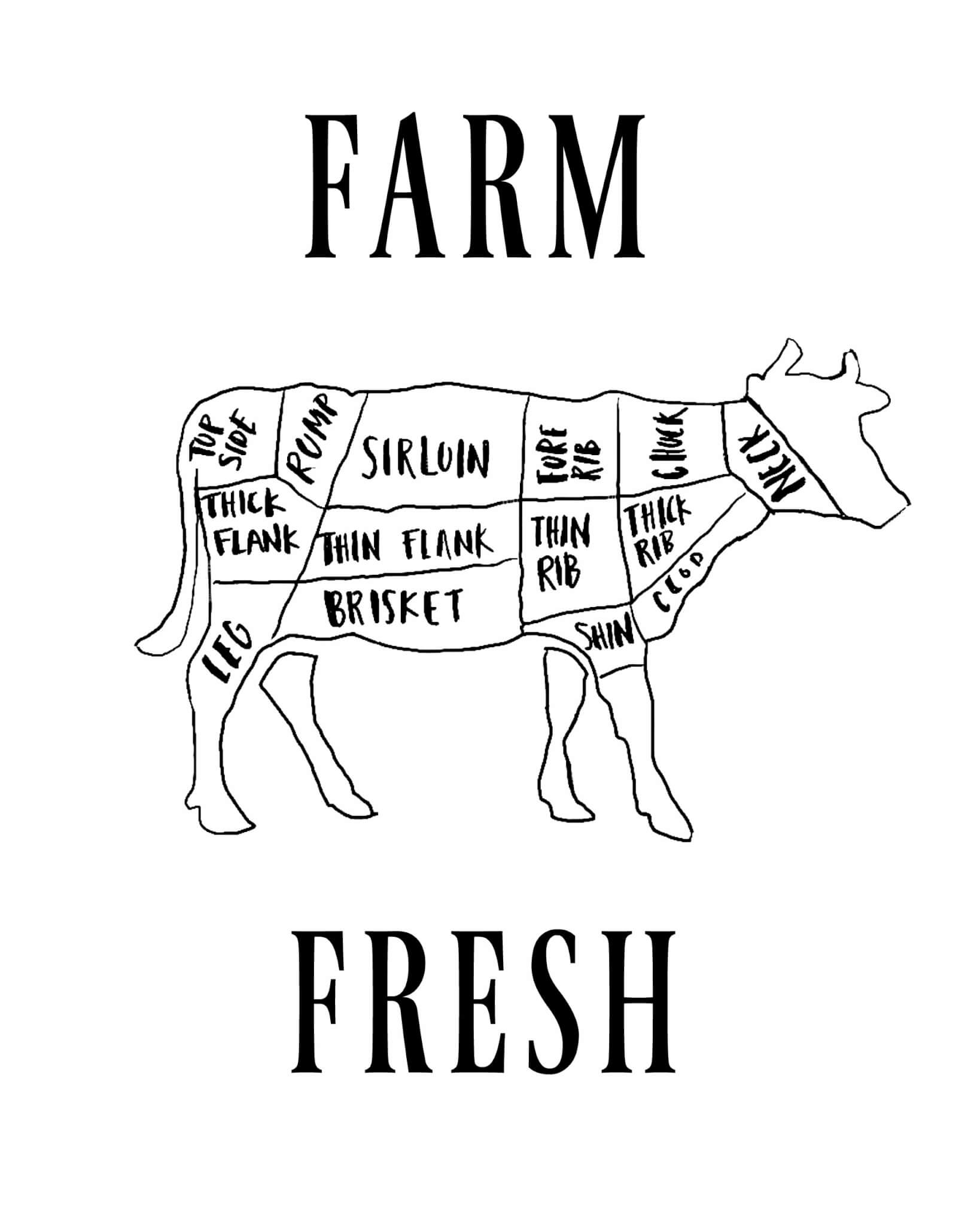FARM FRESH PRINTABLE 3