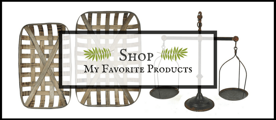 Shop My Favorite Products