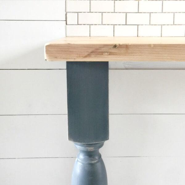 DIY butcher block countertops!