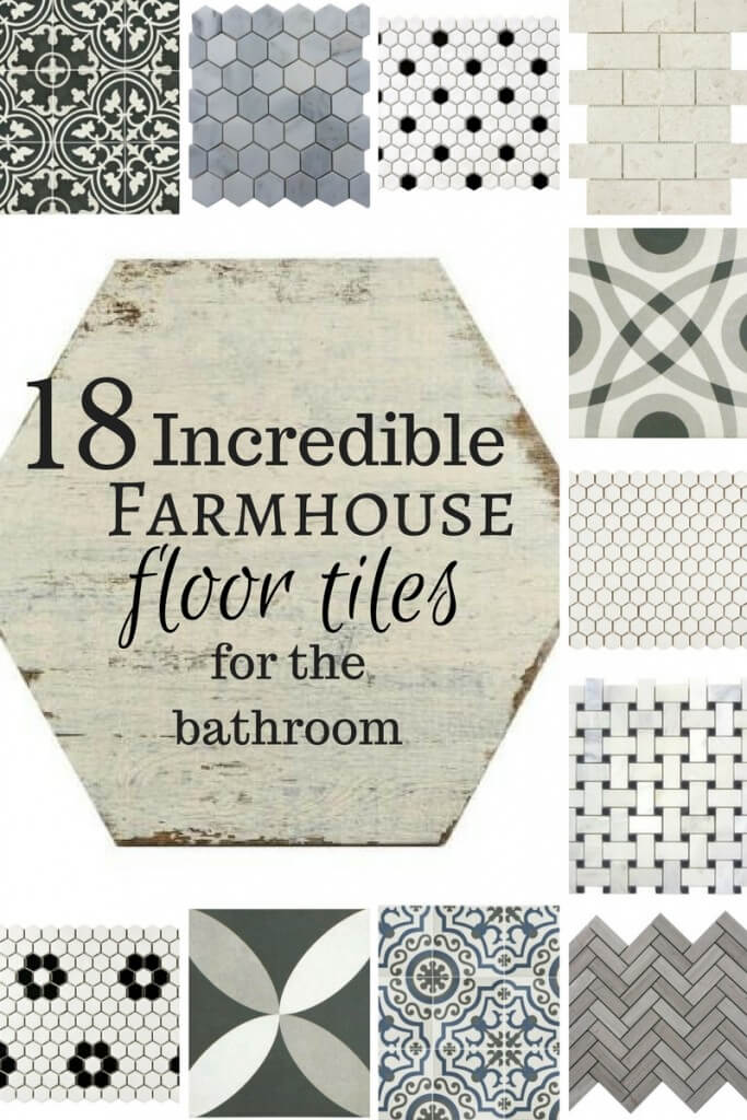 18 incredible farmhouse floor tile