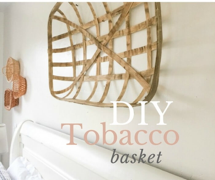 Make these super easy tobacco baskets out of inexpensive material, and tools you probably have in your office! Try this out today!