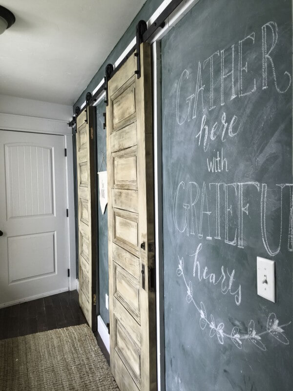 a-vintage-green-chalkboard-wall-for-fall