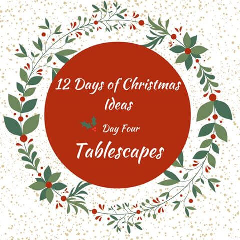 12 Beautiful Christmas Tablescapes Twelve On Main