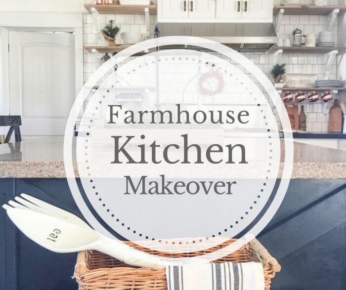 Farmhouse Kitchen Reveal!!
