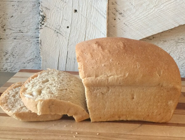 This is the best wheat bread recipe ever! Make toast, paninis, or french toast with it!