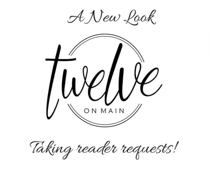 Twelve On Main is getting a new look and wants to hear from you!