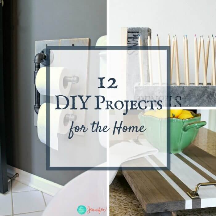 I love finding new DIY projects for the home. Become a do it yourself pro with these simple projects! Check them out and maybe make a few for yourself!