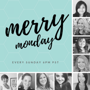 Merry Monday Link Party 172