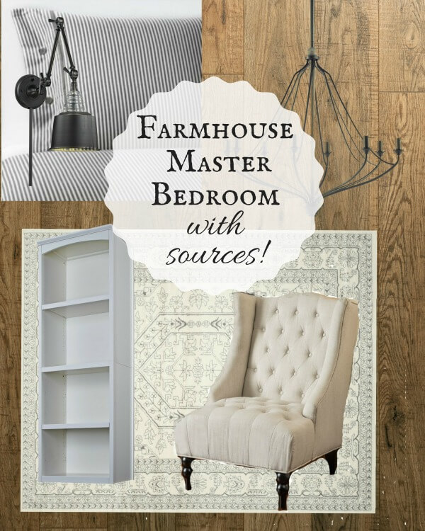Farmhouse Master Bedroom Remodel | ORC Week 2