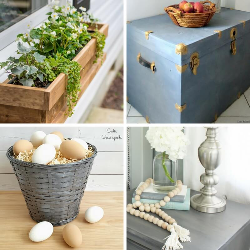 Farmhouse Stylw DIY Projects | Farmhouse style | farmhouse DIY projects | easy DIY projects