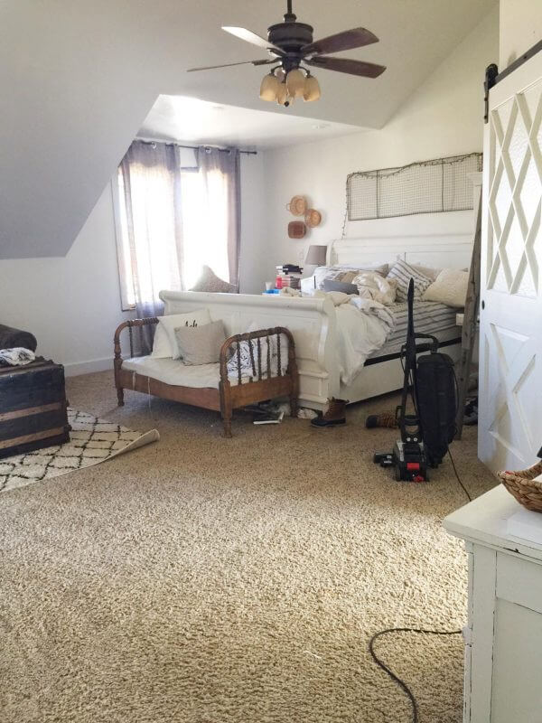 Master bedroom makeover....you have to see the transformation!
