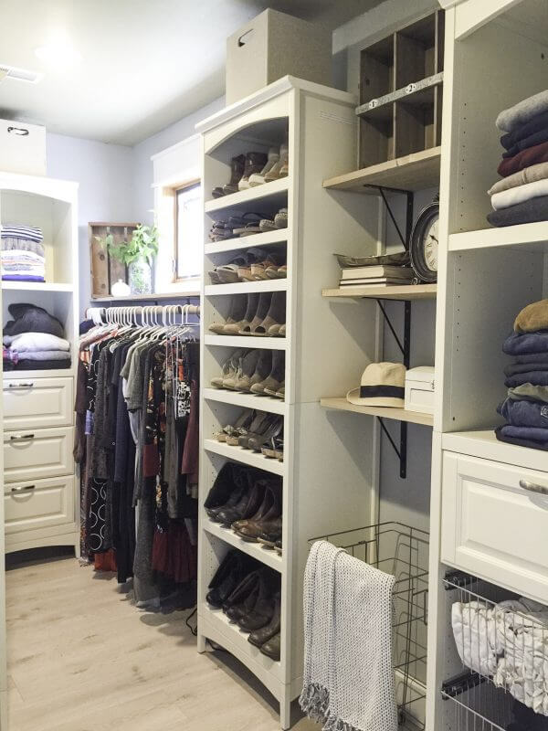 Closet design tips and tricks to make your life easier