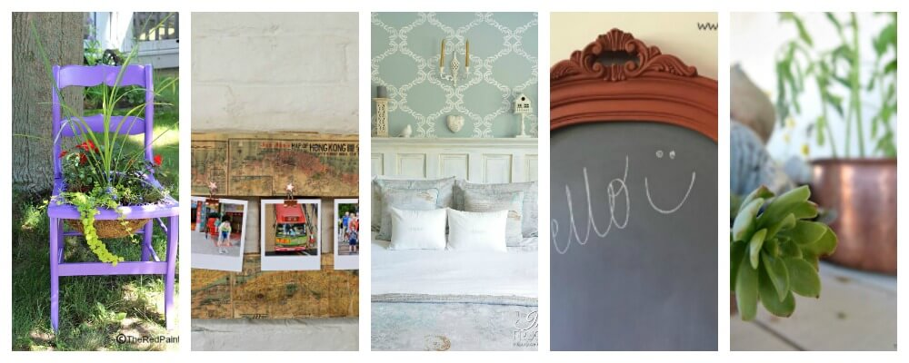 10 upcycle projects for the home you should try right now!