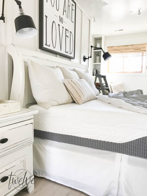 Why I switched my sleep number bed for the new Voila bed! Check out my Voila Mattress review and see for yourself!