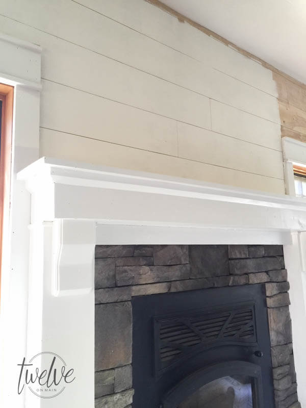 You Have To See How They Tansformed This Fireplace Into A Farmhouse Style Stacked Stone
