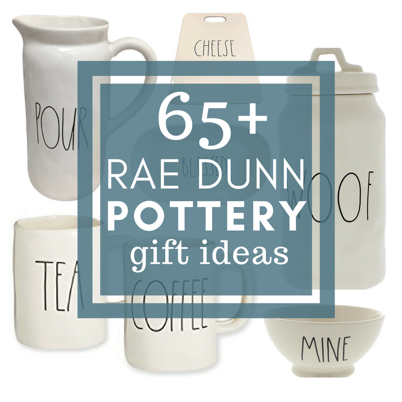 65 Rae Dunn Pottery Gift Ideas for the Farmhouse Lover!