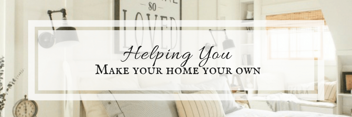 Helping you make your home your own (2)
