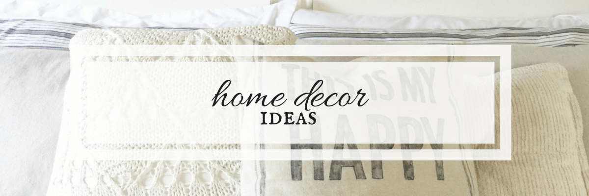 Simple and easy DIY home decor ideas