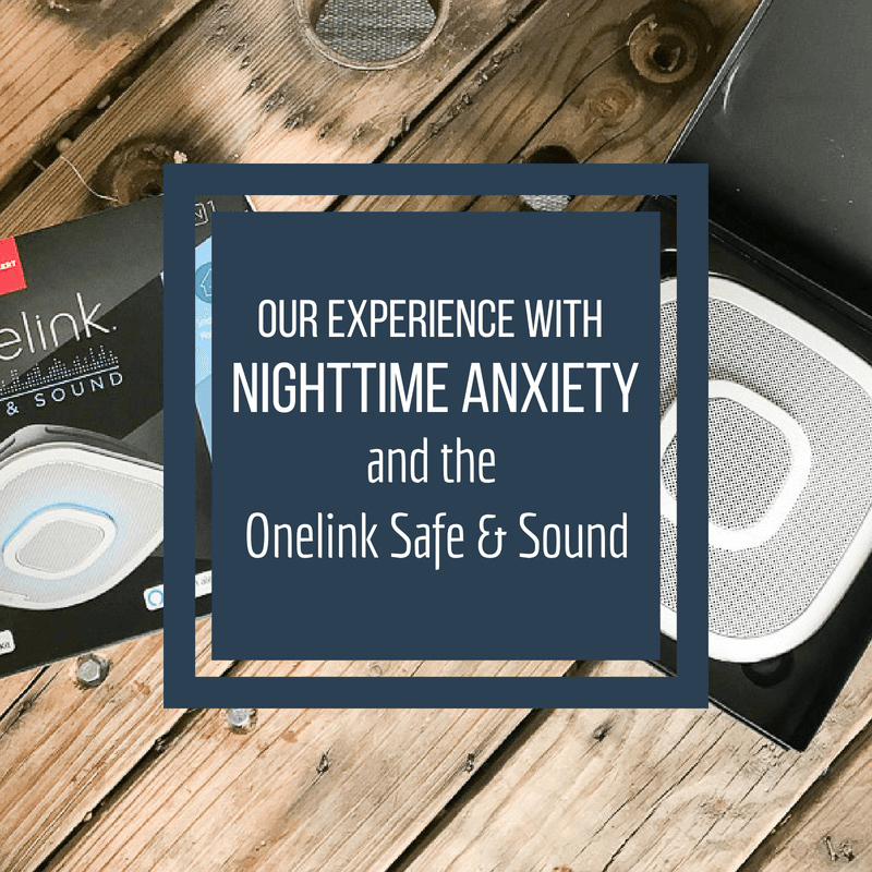 The Onelink Safe & Sound is an amazing piece of technology for your home!