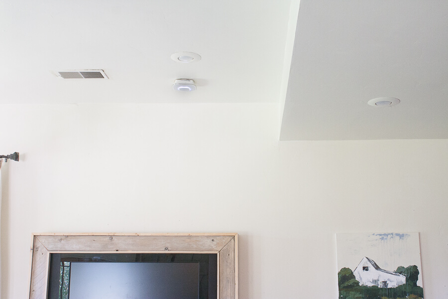 Keep your home safe with the Onelink Safe & Sound smoke and carbon monoxide detector!
