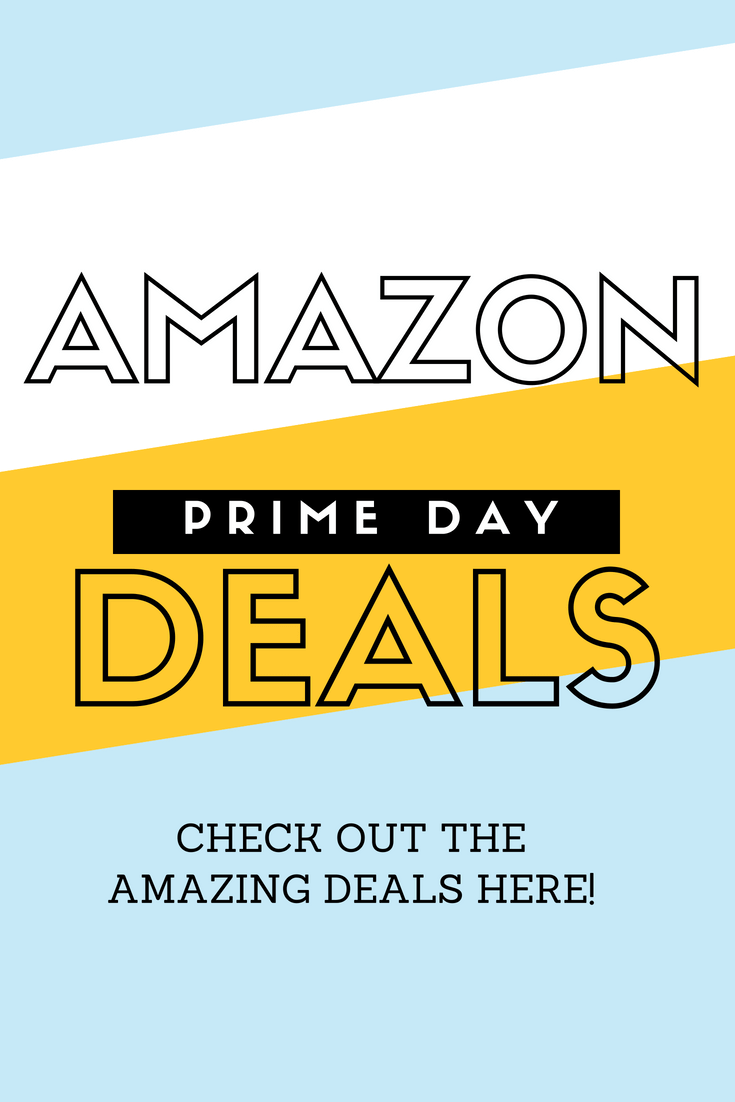 Check out all the amazing Amazon Prime Day Deals here!  #amazon #amazonprime
