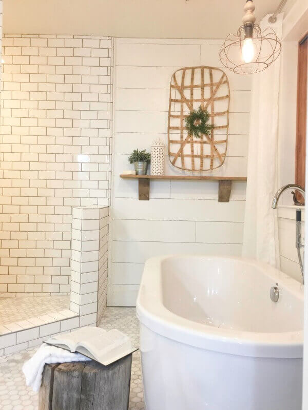 5 Swoon Worthy Ways to Use Farmhouse Tiles in Your Home ... on Farmhouse Tile  id=91231