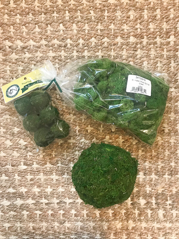 Get these moss balls in this quarters craft supply giveaway!
