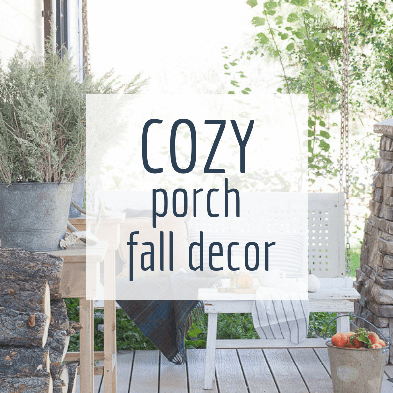 Porch and Entryway Fall Decor to Make You Swoon