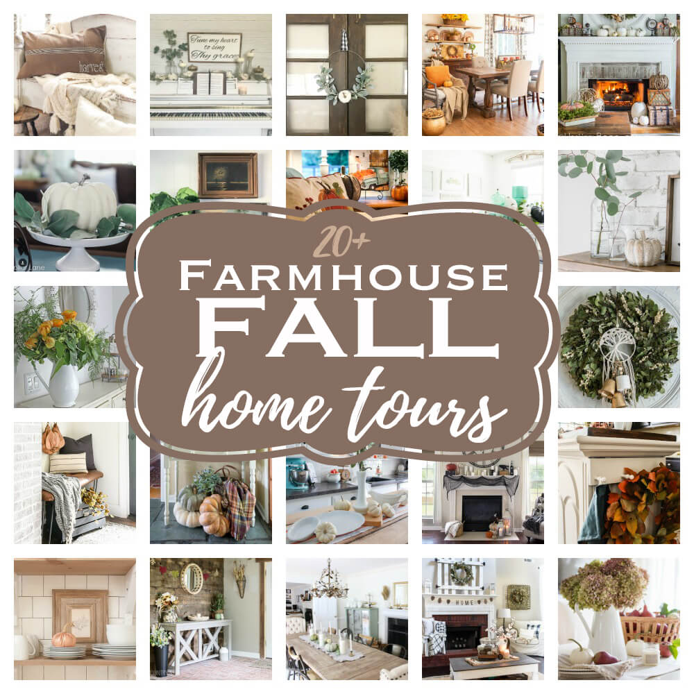 Feminine Farmhouse Fall Decor to Inspire You This Year