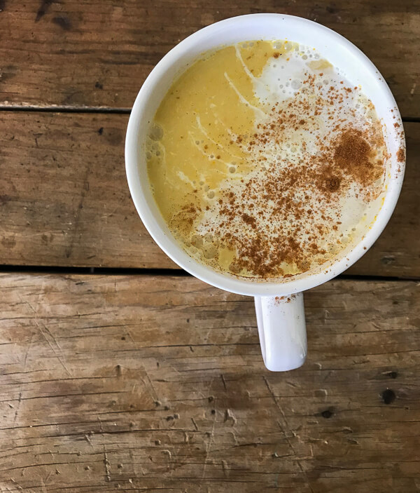 How to make the tastiest turmeric milk, golden milk, or turmeric tea!  Whatever you want to call it, this recipe is the best.