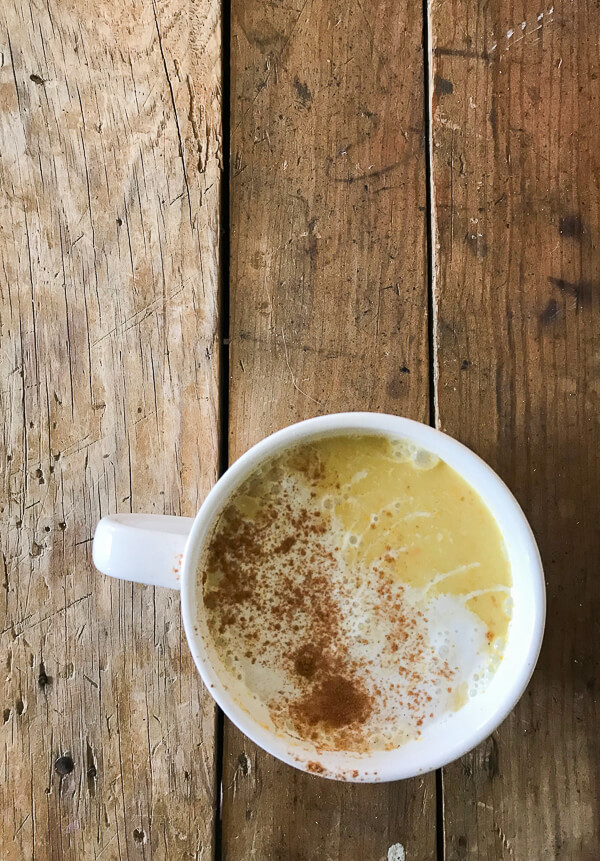 How to make turmeric milk that actually tastes good!  Dont waste your time with other recipes!  Try this one out first!