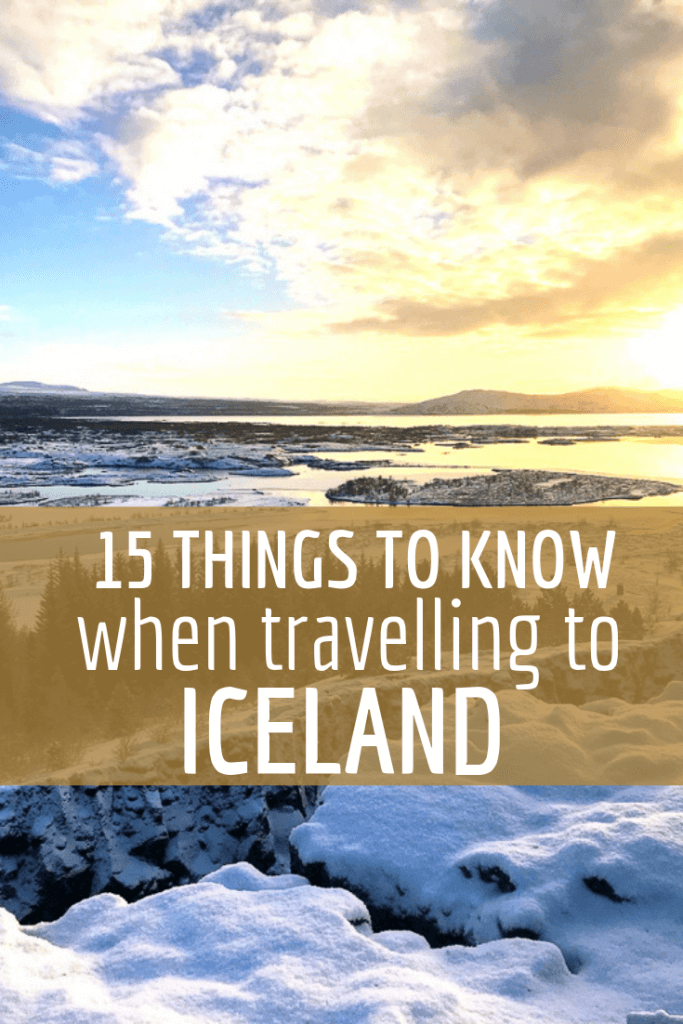 15 things to know when you're travelling to Iceland.  Iceland is an amazing getaway with so much to see!  Read this before you go!