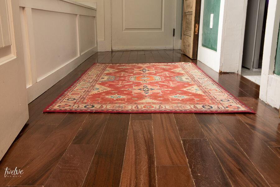 The best way to keep your hardwood floors clean