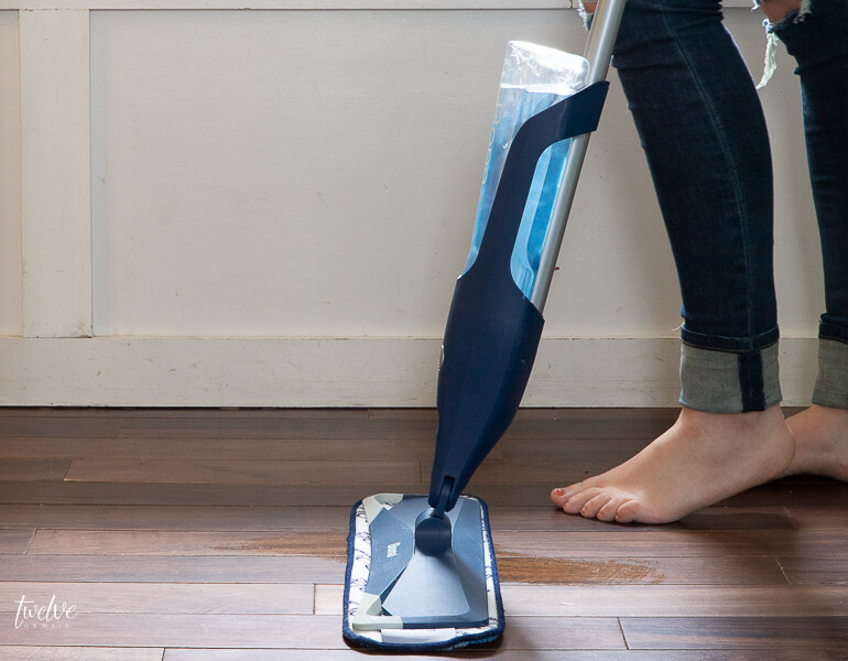 Keep your home clean with the best mop for hardwood floors