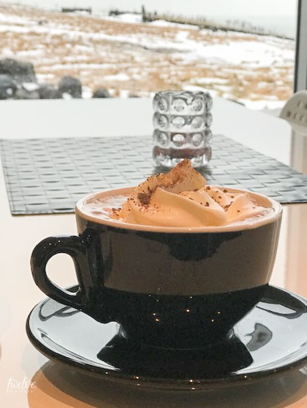 The hot chocolate in Iceland is to die for.  15 things you should know before travelling to Iceland.