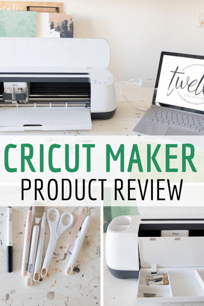 Check out my full in-depth Cricut Maker product review and whether or not I think its worth the money! #cricutmaker #cricut