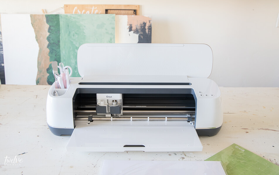 Read my full review on the Cricut Maker and if it is worth the money!