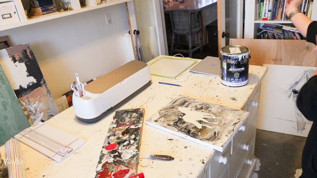 How to use the Cricut Maker to create custom art