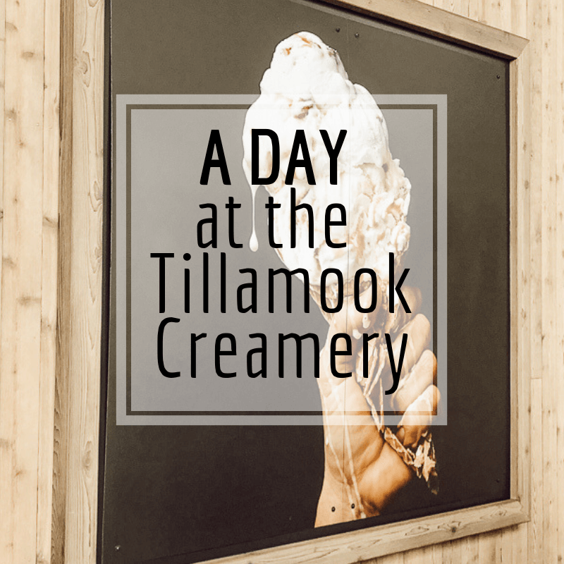 Why You Should Visit the Tillamook Creamery