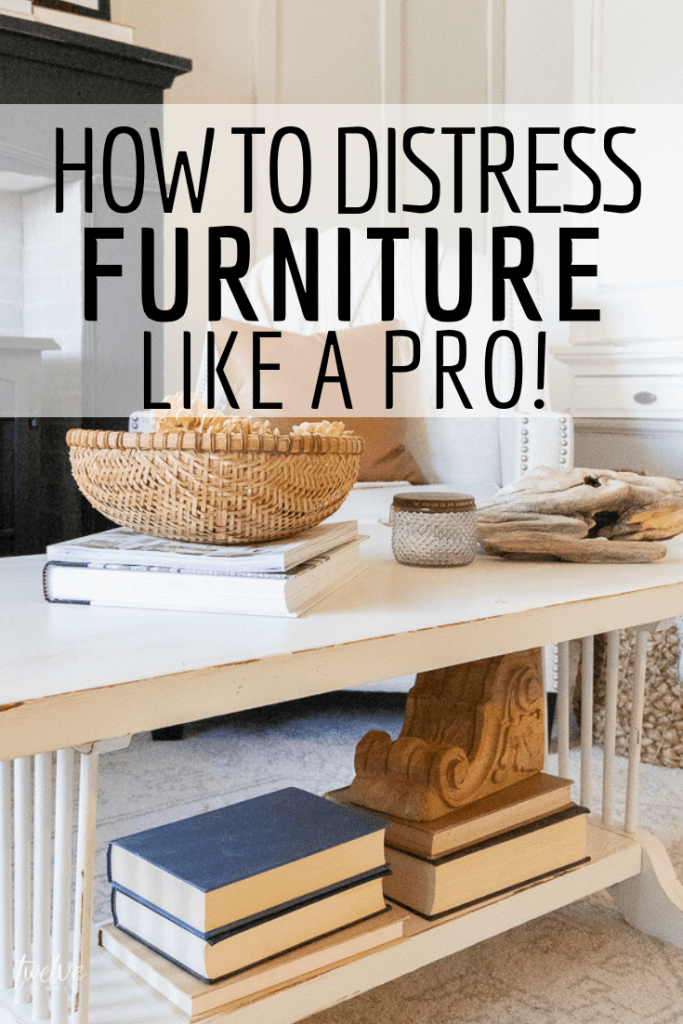 Want to learn how to distress furniture like a pro? Check out this helpful post full of tips, tricks, and how to's!