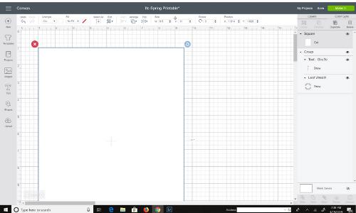 How to create in Cricut Design Space