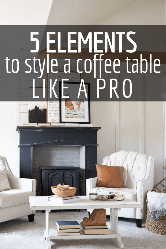 Check out these tips and tricks on how to decorate a coffee table like a professional!